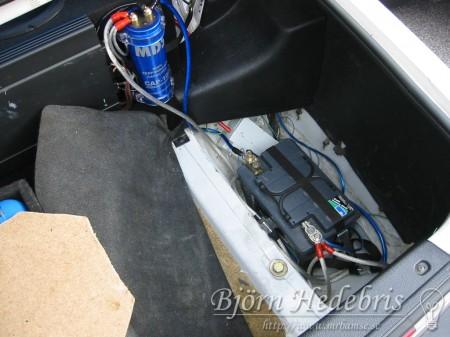 Underhållsfritt bilbatteri