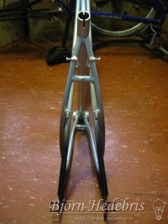 Cykelram