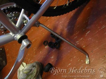Cykelstöd, X-Bike