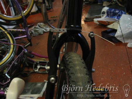 Broms, X-Bike