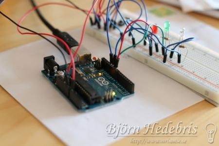 Min nya Arduino =)